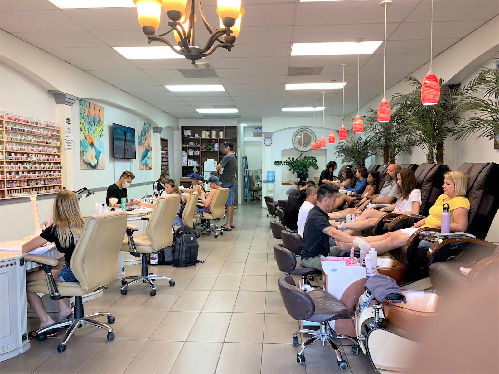 Artistic Nails & Spa - No1 nail salon 96761 in Lahaina HI