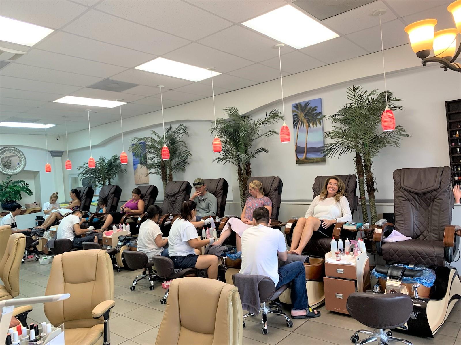 Nails Salon 96761