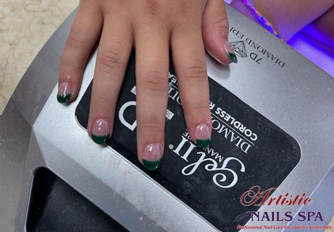 Artistic Nails & Spa - Nail salon Lahaina, HI 96761